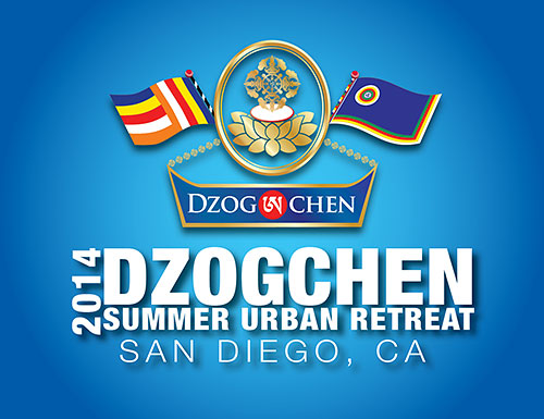 2014 Dzogchen San Diego Summer Urban Retreat Series | Home