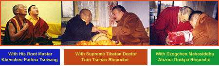 Modern Buddhist Masters