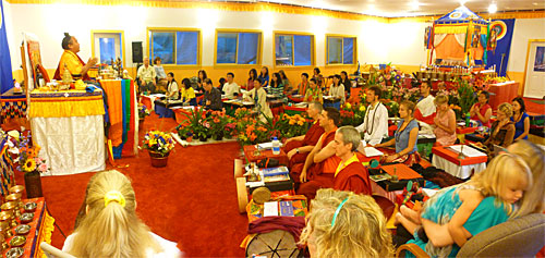 Dzogchen Lineage Internship